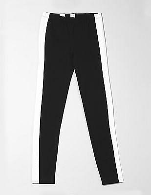 GAP Girls Side Stripe Leggings