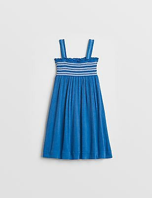 GAP Toddler Girl Sarah Jessica Parker Smocked Dress