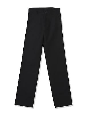 Arrow Regular Fit Twill Trousers