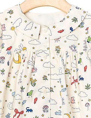 GAP Baby Darling Nursery Collar Dress