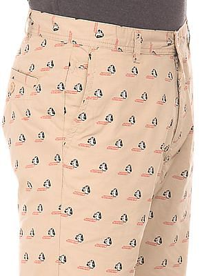 Colt Printed Woven Shorts