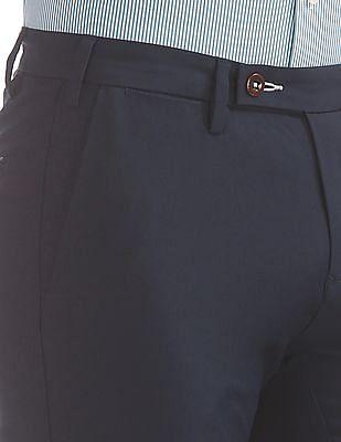 Gant Flat Front Slim Fit Pants