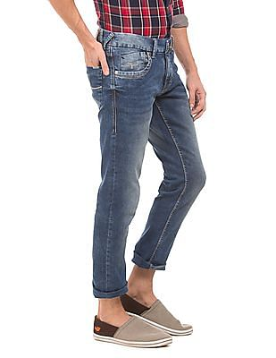 Flying Machine Washed Skinny Fit Jeans