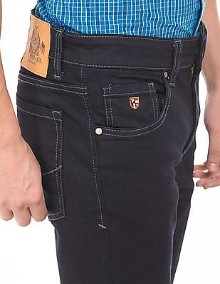 U.S. Polo Assn. Denim Co. Low Rise Skinny Fit Jeans