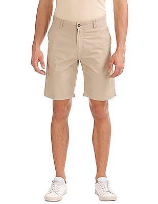 Arrow Sports Regular Fit Printed Shorts