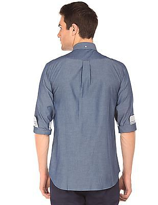 Gant Solid Button Down Shirt
