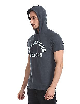 Colt Short Sleeve Hooded T-Shirt