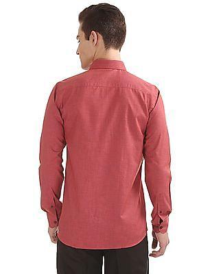 Excalibur Classic Fit Patterned Shirt