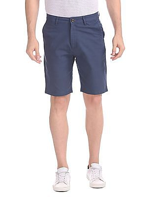Ruggers Flat Front Chino Shorts