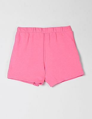 GAP Girls Elasticized Waist Knit Shorts
