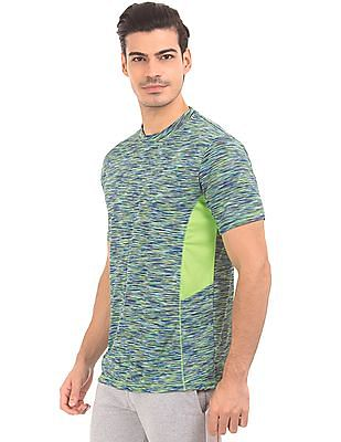 Colt Space Dyed Mesh Panel Active T-Shirt