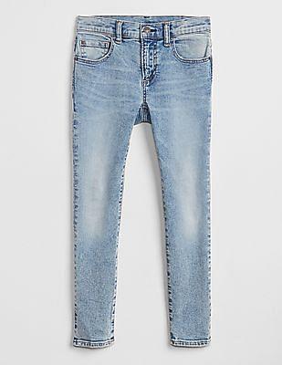 GAP Boys Super Denim Fantastiflex Skinny Fit Jeans