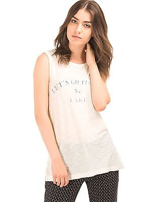 GAP Lake Graphic Muscle Tank