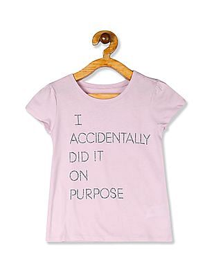 The Children's Place Baby Girl Graphic Print T-Shirt