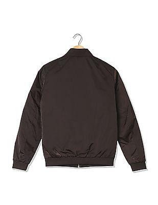 Arrow Sports Regular Fit Bomber Jacket