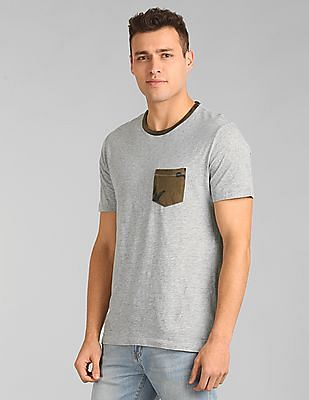 GAP Short Sleeve Camo Pocket T-Shirt