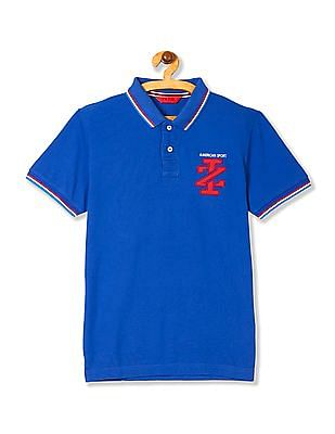 Izod Slim Fit Solid Polo Shirt