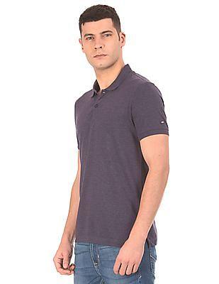 Arrow Sports Regular Fit Jersey Polo Shirt