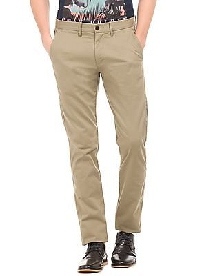 Arrow Sports Slim Fit Chinos