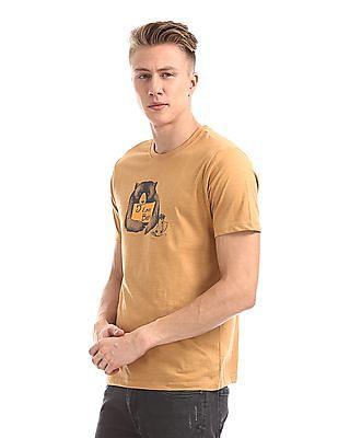 Colt Short Sleeve Printed T-Shirt