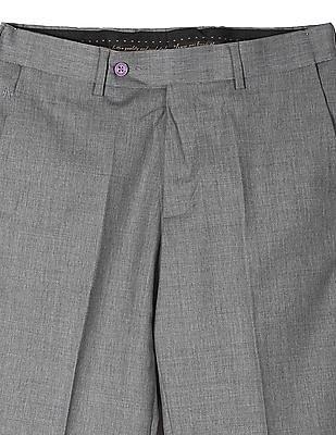 Arrow Autoflex Regular Fit Trousers