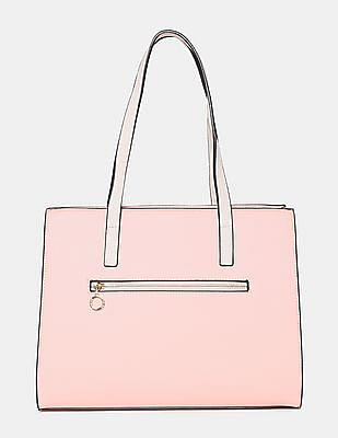 Stride Colour Blocked Tote Bag