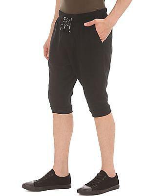 Colt Drop Crotch Jogger Shorts