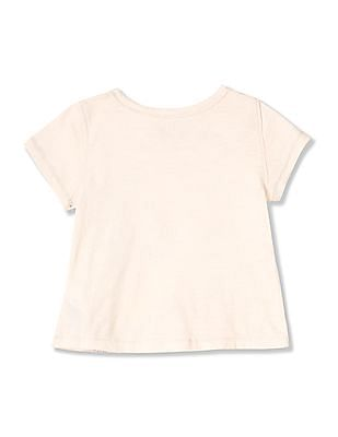 GAP Baby Short Sleeve Slub Graphic Tee