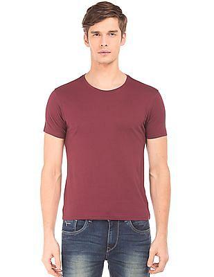 Flying Machine Slim Fit Cotton T-Shirt