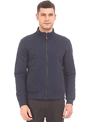 U.S. Polo Assn. Solid Quilted Jacket