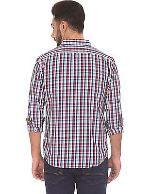 Roots by Ruggers Contemporary Fit Check Shirt