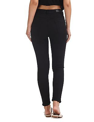 Flying Machine Women Veronica Skinny Fit Rinsed Jeans