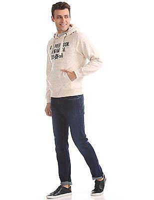 U.S. Polo Assn. Denim Co. Embroidered Hooded Sweatshirt