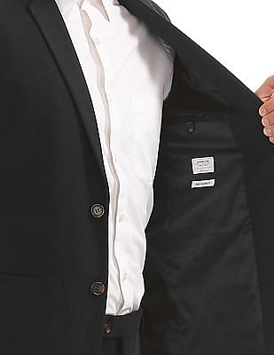 Arrow Newyork Textured Slim Fit Suit