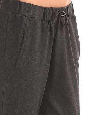 SUGR Drawstring Waist Active Track Pants