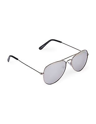 c3da5ee73b The Children s Place Boys Metal UV Sunglasses