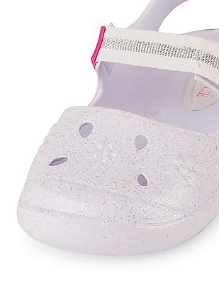 The Children's Place Toddler Girl White Breezer Water Shoe