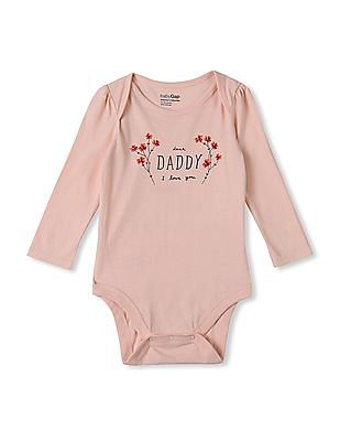 GAP Baby Graphic Bodysuit