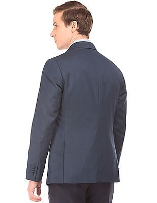 Arvind Peak Lapel Slim Fit Blazer