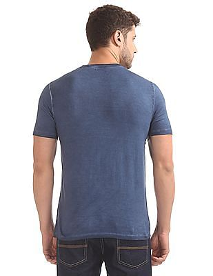 Cherokee Washed Regular Fit T-Shirt