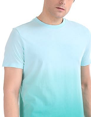 Aeropostale Short Sleeve Ombre T-Shirt