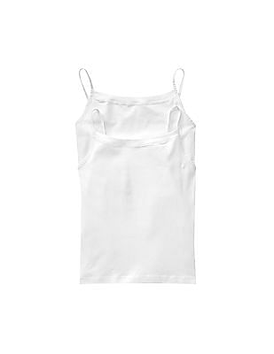GAP Girls Basic Camis - Pack Of 2