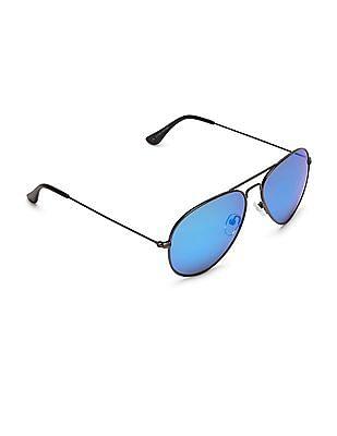 Flying Machine Reflective Sunglasses