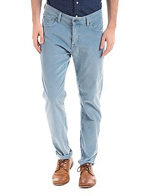 Gant Narrow Tapered Fit Corduroy Jeans