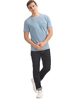 Cherokee Slim Fit Heathered T-Shirt