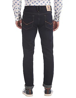 U.S. Polo Assn. Denim Co. Skinny Fit Rinsed Jeans