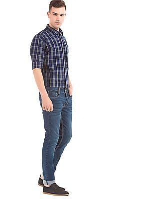 Izod Slim Fit Check Shirt