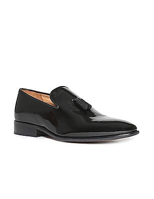 Arrow Patent Leather Slip-On Shoes