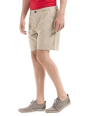 Aeropostale Flat Front Chino Shorts