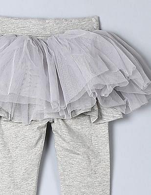 GAP Baby Tulle Skirt Legging Duo
